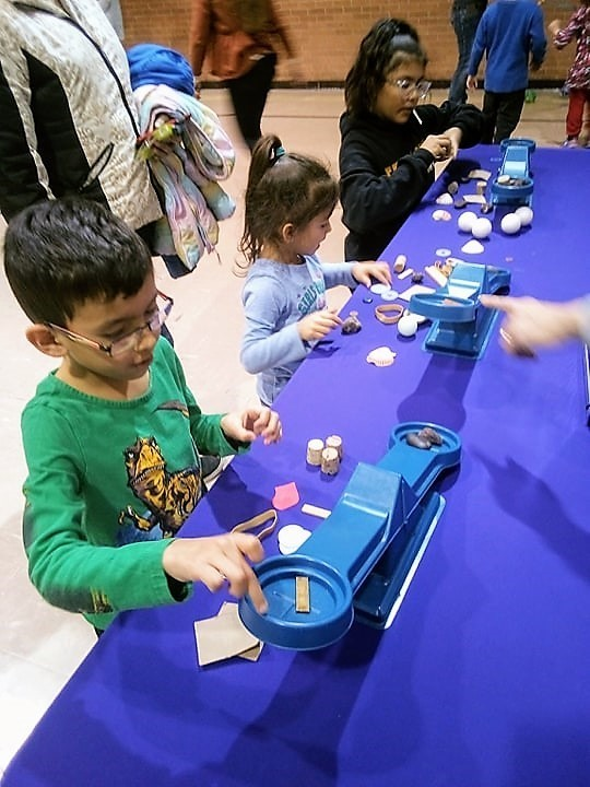 Connections Kids Experience STEAM