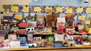 2nd Grade Builds a Community