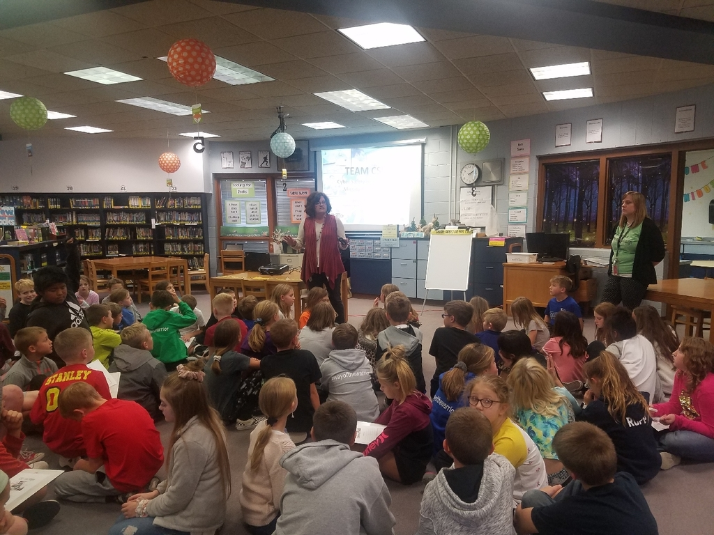 Jacque Beckman from NexTech discussing cyberbullying before the CSI investigators go to work!