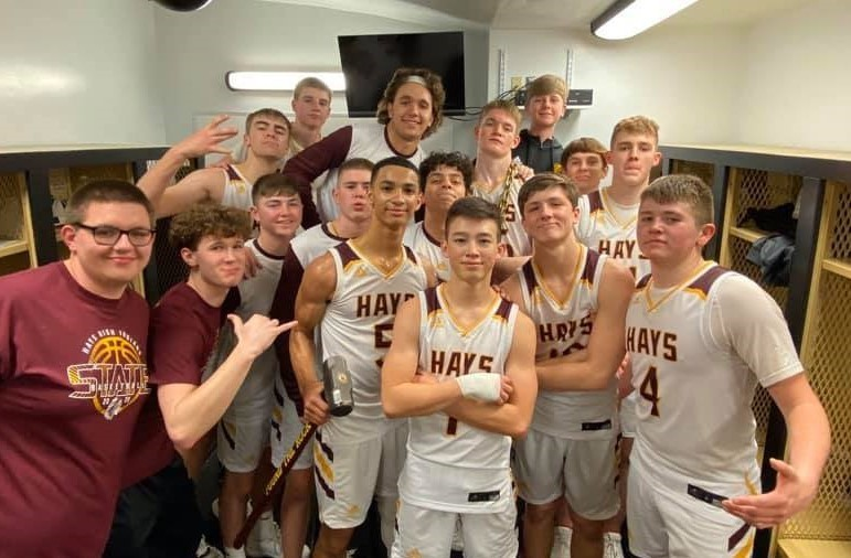 Hays High Basketball