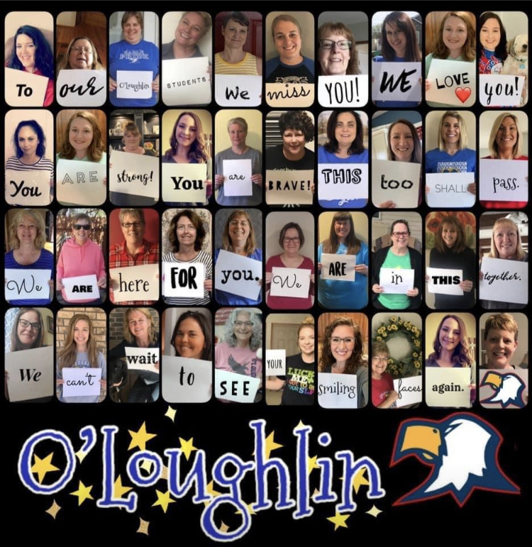 O'Loughlin staff